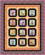 Bee Yourself Quilt project