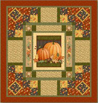 Harvest Fare quilt project - Angela Anderson