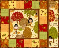 The First Thanksgiving placemats - Studio 8